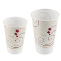 6OZ SYMPHONY WAXED PPR COLD CUPS 2000