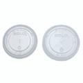 STRAW-SLOT LID FITS TP10 CLE 25/100