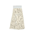 CUT-END WET MOP PREM SADDLEBACK HEAD 24OZ CTTN 12