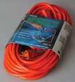 16/3 50' Round Orange All Purpose Extension Cord