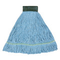 #24 RAINBOW BLUE WAX MOP HEAD