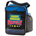 TOTE-Caught Working Safely Lunch Bag