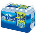 Deer Park Natural Spring Water  48/8 oz
