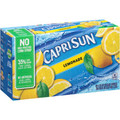 Capri Sun Lemonade Juice Drink, 6 fl oz, 10 count