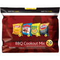 Frito-Lay BBQ Cookout Mix Snack Variety Pack, 20 count, 18.5 oz