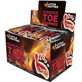 Little Hotties 5-Hour Adhesive Toe Warmer, Pack of 40 Pair