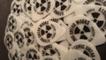 Glow in the Dark Celluloid Double Sided Picks (100CT)