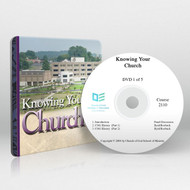 Knowing Your Church DVD Set