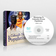 Ministering to Culturally Diverse Populations DVD Set