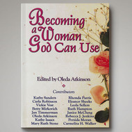 Becoming a Woman God Can Use Textbook