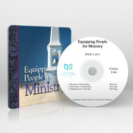 Equipping People for Ministry DVD Set