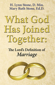 "What God Has Joined Together is founded on the words of Jesus. This book explores the marvelous conceptual definition of marriage with seven distinct elements. The authors name these seven concepts: the principles of personhood, paradise, equality, ""help meet"" companionship, leaving, cleaving, and sexuality. Hopefully, loving couples desiring deeper passion, love, contentment, and fulfillment will discover anew the joys of paradise restored through the wonderful grace of covenant-commitment, forgiveness, and faith. At the same time the reader can discover Bible-based guidance for young couples and Biblical hope and restoration for threatened homes."