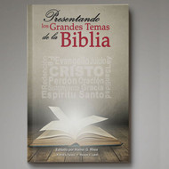 Presentando los Grandes Temas de la Biblia Libro de Texto