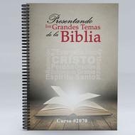 Presentando los Grandes Temas de la Biblia Guí'a de Estudio
