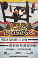 2016 IBP BENCH PRESS NATIONALS POSTER (digital download)
