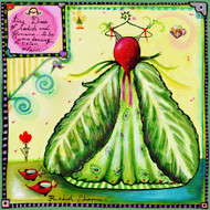 Romaine Dress Tile Trivet