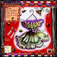 Olive Dress Tile Trivet