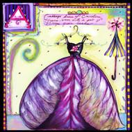 Cabbage Dress Tile Trivet