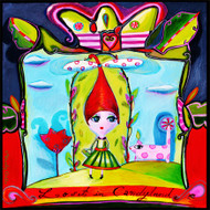 Lost in Candyland Tile Trivet