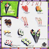 Sushi Tile Trivet
