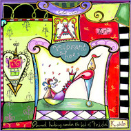 Vibrant Kahlo Tile Trivet