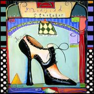 Spectator Shoe Tile Trivet