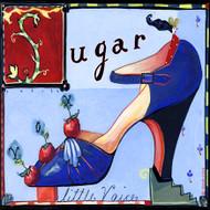 Sugar Shoe Tile Trivet