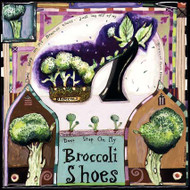 Broccoli Shoe Tile Trivet