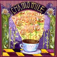 Chamomile Tea Tile Trivet