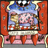 Cat's Pajamas Tile Trivet