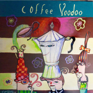 Coffee Voodoo Tile Trivet