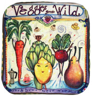 Veggies Gone Wild Pot Holder