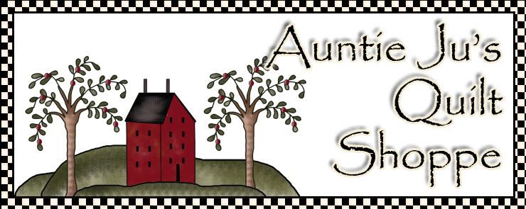 Auntie Ju's Quilt Shoppe
