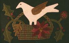 Seasonal,basket,winter,pattern,designer,Buttermilk,Basin