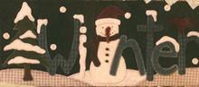 Seasonal,Wool,Runner,Winter,pattern,designer,Buttermilk