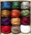 Valdani 3-strand Collection - Artist Pallette