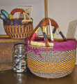 Round Basket Liners pattern