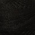 Valdani Perle Cotton #12 solids - 1 Black