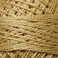 Valdani Perle Cotton #12 solids - 146 Luminous Light Beige