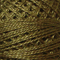 Valdani Perle Cotton #12 solids - 195 Golden Olive