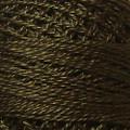 Valdani Perle Cotton #12 solids - 200 Dark Chocolate