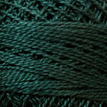 Valdani Perle Cotton #12 solids - 832 Spruce Green Medium