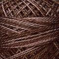 Valdani Perle Cotton #12 variegated - O145 Earth Shades