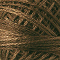 Valdani Perle Cotton #12 variegated - O196 Muddy Bark