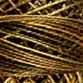 Valdani Perle Cotton #12 variegated - Vintage Hues - P9 Bronze