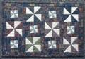 DSS Small Pinwheel Quilt