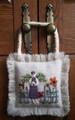 Door Hanger - Garden Angel - May - pattern