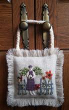 May,Garden,Angel,pattern,designed,JPV,Designs,wool,appliqué,kit,Auntie,Jus,Quilt,Shoppe