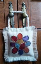 Door,Hanger,Series,August,Crazy,Days,wool,appliqué,designer, JPV,Designs,kit,Auntie,Jus,Quilt,Shoppe