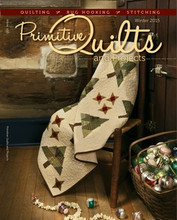 Primitive Quilts & Projects Winter 2015 Issue